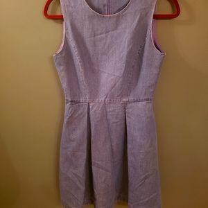Kate Spade saturday denim aline dress